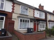 2 bedroom home in Taylor Road, Birmingham...