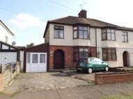 semi detached house for sale in Nutberry Avenue, Grays...