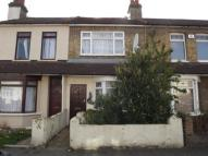Terraced house in Douglas Road, Hornchurch...