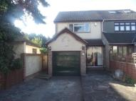 3 bed semi detached house for sale in Glebe Road, Rainham