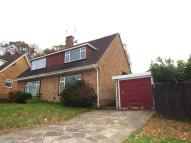 semi detached property for sale in Curtis Way, Rayleigh...