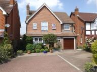 4 bed Detached property for sale in Brunel Close, Romford...