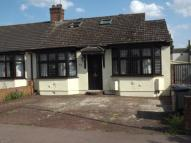 Bungalow for sale in Lincoln Avenue, Romford