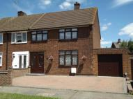 3 bed semi detached home for sale in Chatteris Avenue, Romford