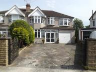 Havering Drive semi detached property for sale