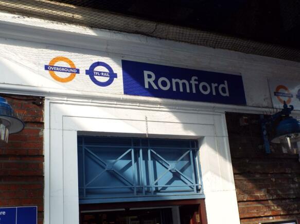romford station