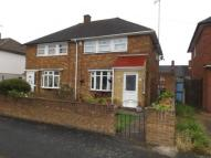 3 bed semi detached property in Perry Way, Aveley...