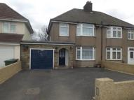 semi detached home in London Road, Aveley...