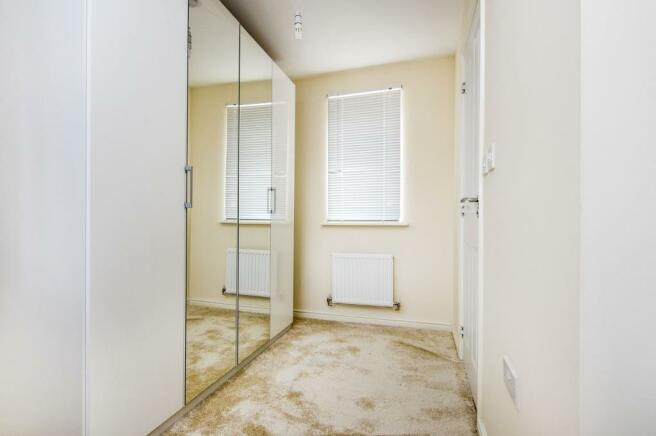 Bedroom One - Dressi