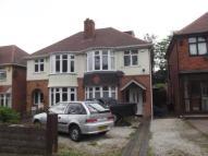 College Road semi detached property for sale