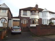 semi detached property for sale in Kingstanding Road...