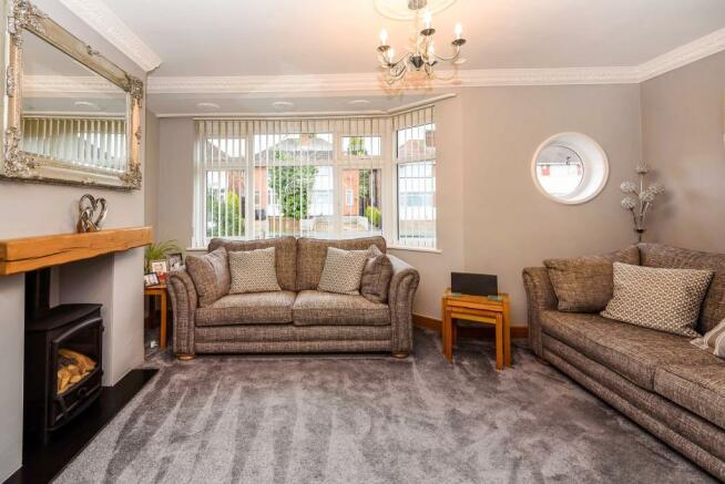 3 Bedroom Semi Detached House For Sale In Dunedin Road Great Barr
