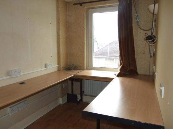 Bedroom Two/Office