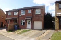 4 bedroom semi detached property in Lionel Hurst Close...