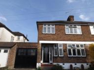 3 bed semi detached home in Cedar Avenue, Upminster