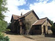 3 bedroom Detached property in Corner Farm Cottage...