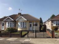 Bungalow in Derby Avenue, Upminster