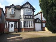Detached house in Corbets Tey Road...