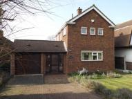 Detached property for sale in Boundary Road, Upminster