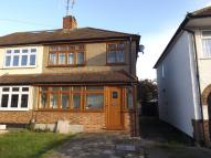 3 bedroom semi detached property for sale in Heron Way, Upminster