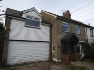Clay Tye Road semi detached house for sale