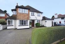 Detached home for sale in Southbourne Grove...