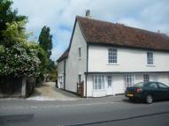 3 bed semi detached house in High Street, Kelvedon...