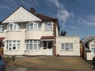 semi detached property for sale in Haslemere Avenue, Barnet...