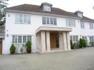 Detached home in New Forest Lane...