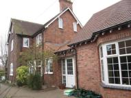Detached property for sale in Stafford Road, Lichfield...