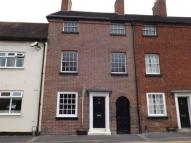 Town House in Rotten Row, Lichfield...