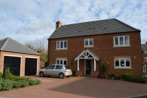 4 bed Detached home for sale in Villiers Gardens...