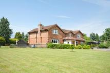 Detached house in Bulls Lane, Welham Green...