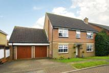 Detached home for sale in West Cheshunt...