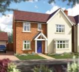 4 bed new property in Church Meadows, Catshill...