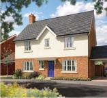 new house for sale in Church Meadows, Catshill...