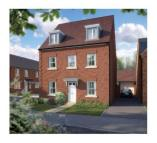 5 bedroom new house in Droitwich Spa...