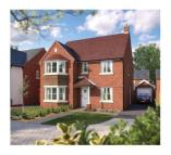 Droitwich Spa new house for sale