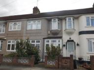 Terraced house in Bede Road, Romford