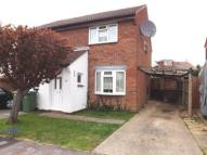2 bedroom semi detached property in Trevose Way, Fareham...