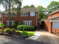 semi detached home in Siskin Close...
