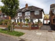 semi detached house in Elizabeth Gardens...