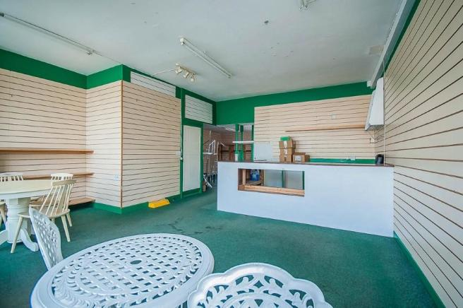 Primary Shop Area