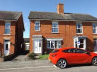 semi detached property for sale in Boston Road, Spilsby...