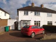 semi detached house in Woodbridge Avenue...