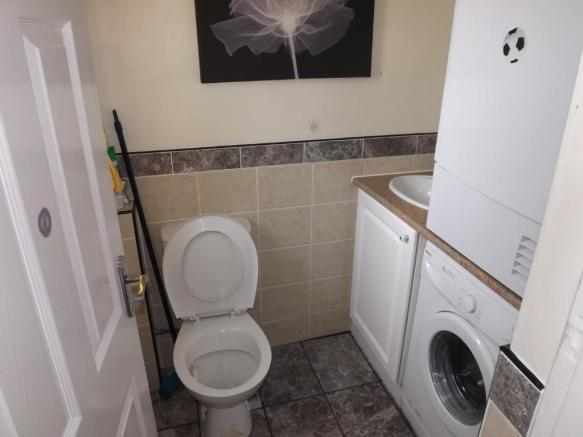 WC / Utility Room.
