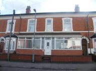 Terraced property in Newport Road...