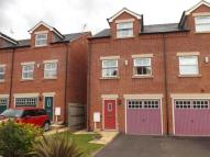 End of Terrace house in Jaeger Close, Belper...