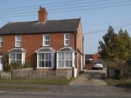 3 bed semi detached home in Main Street, West Ashby...