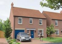 4 bed new house in Willoughby Chase, Alford...